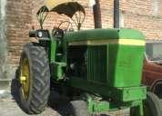 Vendo tractor john deere 4235 tracción sencilla.