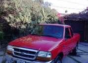 Vendo ford ranger cabina1/2 mod 2000 4pts