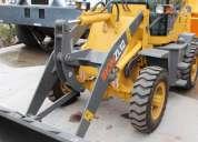 Venta de cargador frontal payloader iron zl12