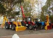 Tractores agricolas belarus,consulte!