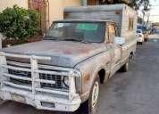 Vendo camioneta chevrolet año 1974