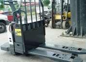 Venta de  patin hidraulico crown pe400060 en excelente estado