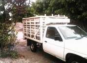 Vendo camioneta nissan estaquitas