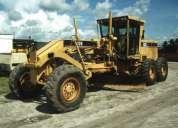Excelente motoconformadora caterpillar 12h 1997
