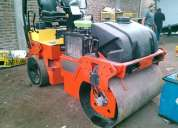 Vibrocompactador dynapac cc1200 año 2012,buen estado!