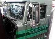 Vendo estructuras cabinas paquetes internacional kenworth volvo ford