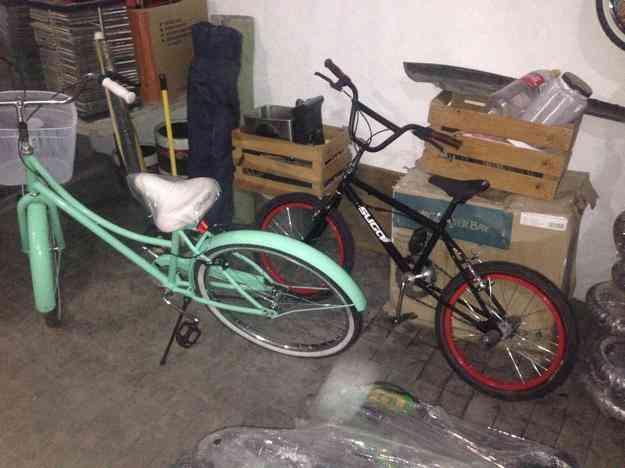 Vendo Bicicleta SUGA