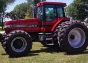 Vendo tractor case ih 8950