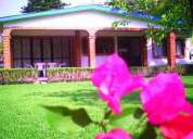 Morelos linda casa para 10 personas en renta solo familias