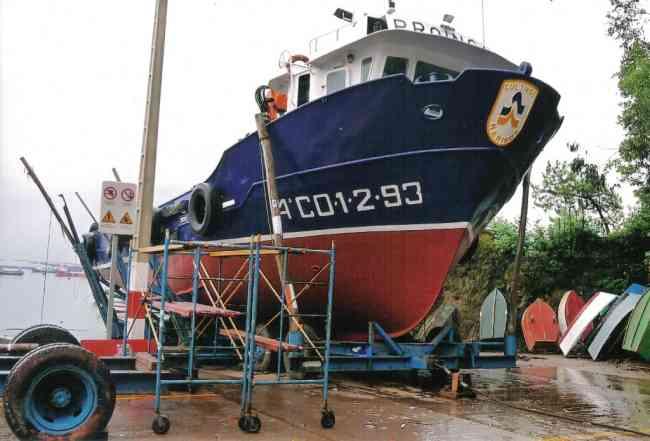 reparacion  de barcos en coatzacoalcos
