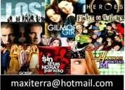 Series de television en dvd