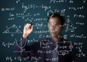 Te ayudamos en matemáticas avanzadas.