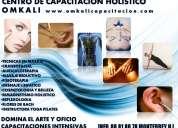 Capacitacion  intensiva terapeutas y tecnicas spa
