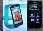 Celular lg l65 nuevo barato!