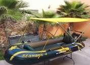 Barcos nuevos ( halcon de mar ) oferta ! 9835.00 pesos !