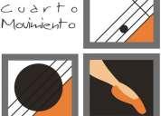 Cursos de verano academia de música y danza cuarto movimiento