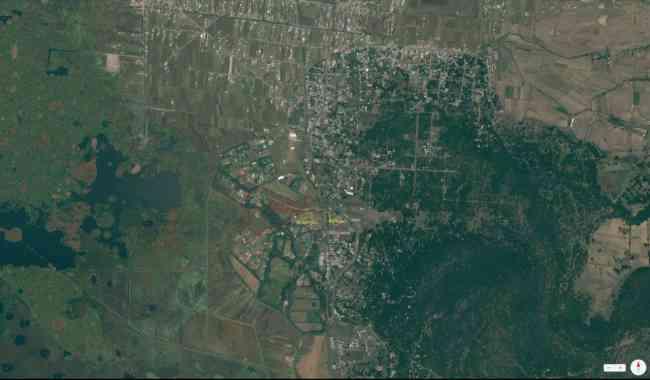 Terreno 14 has Carr Mex-Toluca corredor industrial Renta o Venta