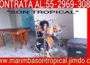 Marimba  en tepotzotlan 53-05-49-99