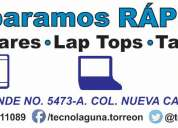 Reparacion, mantenimiento. refacciones para laptop-tablets-pc