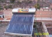 Calentadores solares !! 100% ecologicos !!
