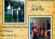 Mariachis urgentes en alvaro obregon | 49869172 | contrataciones en df