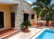 Hermosa casa en renta en merida, yucatan