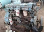 Venta de motor komatsu para reparar