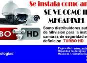 Instalacion y configuracion de camaras de seguridad