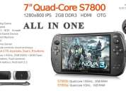 Vendo tablet gamers quad core barata