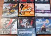 Vendo excelentes juegos ps2 playstation 2
