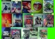 Vendo videojuegos varios