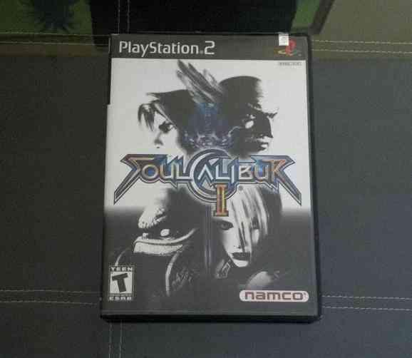 Vendo Soulcalibur ii ps2