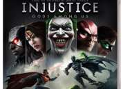 Vendo videojuego injustice ps3