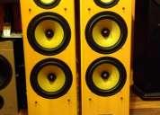 Vendo torres audiofile 583lr