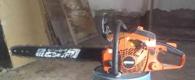 Vendo motosierra industrial echo cs400 seminueva