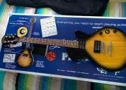Vendo guitarra les paul gibson epiphone