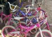 Vendo 6 bicicletas