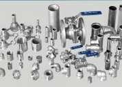 Tuberia galvanizada, tubos galvanizados, tubos industriales