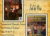 Mariachis servicios en chalco | 49869172 | contrate mariachis en chalco urgentes 24 hrs