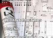 Dibujo de planos arquitectonicos de casas en cholula puebla