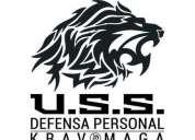 Defensa personal krav maga oaxaca