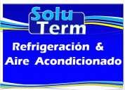 Soluterm *soluciones termodinamicas* refrigeracion y clima