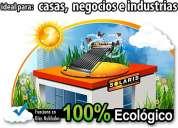 Calentadores solaris eco-system