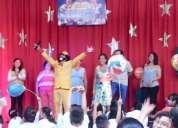 Show y espectaculos de circo profesional