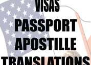 Visas pasaportes apostilla traducciones doble nacionalidad legalización actas méxico y extranjeras