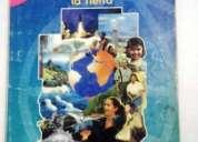 Libro nuestro planeta tierra segunda