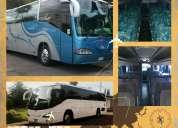 Alquiler de autobuses, vans y sprinter