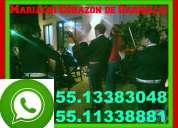 Mariachis en santiago acahualtepec 53582672 iztapalapa mariachis 24horas serenatas urgentes