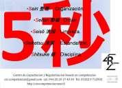 Capacitacion en metodologia de trabajo 5s