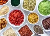 venta de superfoods superalimentos, los mas potentes